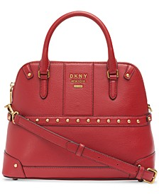 Whitney Large Dome Satchel, Created for Macy's