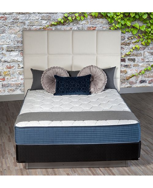 "iGravity 11"" Plush Mattress- Twin"