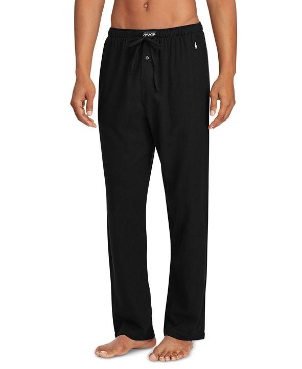 Polo Ralph Lauren Men's Plaid Flannel Pajama Pants