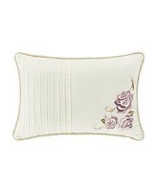 Chambord Ivory Boudoir Decorative Throw Pillow