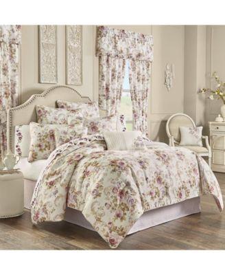 Chambord Lavender Queen 4pc. Comforter Set