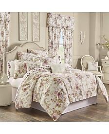 Chambord Lavender Full 4pc. Comforter Set
