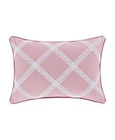 Rosemary Rose Boudoir Decorative Throw Pillow