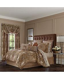 J Queen Luciana Queen 4pc. Comforter Set