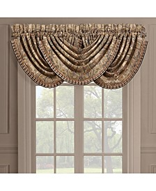 J Queen Luciana Window Waterfall Valance