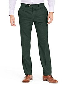 Men's Classic-Fit UltraFlex Stretch Microtwill Dress Pants
