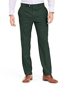 Men's Classic-Fit UltraFlex Stretch Microtwill Dress Pants