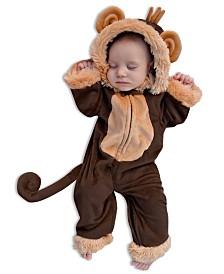BuySeasons Child Newborn Milo the Monkey Costume