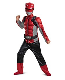 BuySeasons Ranger Beast Morpher Classic Muscle Child Costume
