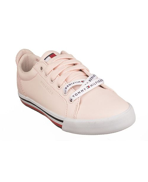 Tommy Hilfiger Toddler, Little and Big Girls Heritage Sneakers