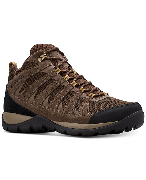 Columbia Men's REDMOND™ V2 Waterproof Mid-Height Hiking Boots