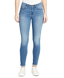 Perfect Mid-Rise Skinny Jeans