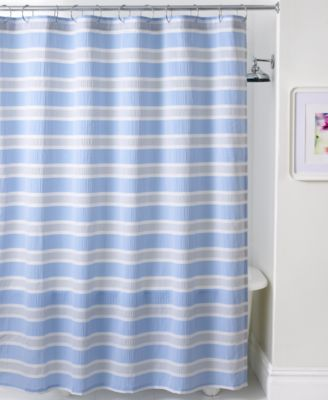 Martha Stewart Collection Norfolk Shower Curtain