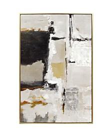 Horton Framed Canvas