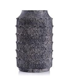Binani Charcoal Decorative Concrete Vase