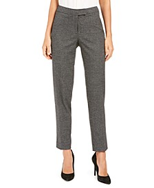 Houndstooth Bowie Dress Pants