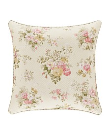 "Jackie 20"" Square Decorative Throw Pillow"