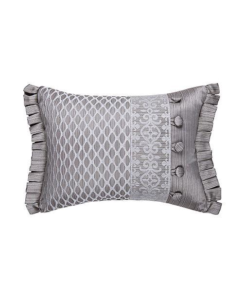 J Queen New York J Queen Luxembourg Boudoir Decorative Throw Pillow