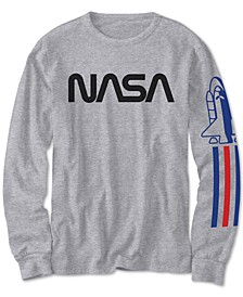 Big Boys NASA Outta This World T-Shirt