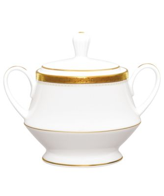Charlotta Gold Sugar with Cover