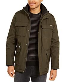 Men's Bonded All-Season Hooded Jacket, Created for Macy's