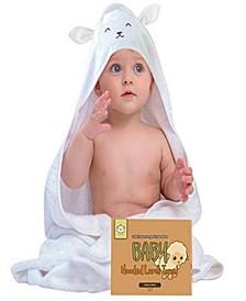 Baby Hooded Lamb Towel