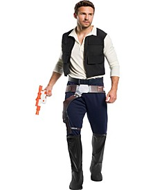 Buy Seasons Men's Star Wars Classic Han Solo Costume