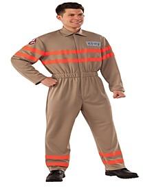 Buy Seasons Men's Ghostbusters Movie: Kevin Deluxe Jumpsuit Costume