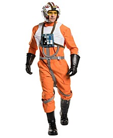 Star Wars Men's Xwing Fighter Grand Heritage Costume