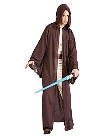 Buy Seasons Men's Star Wars - Jedi Robe Deluxe Costume