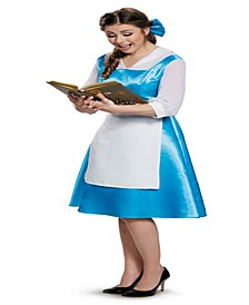 Buy Seasons Women's Beauty and The Beast Belle Dress Costume