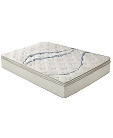 Hybrid Pillowtop Cooling Innerspring Mattress, Queen