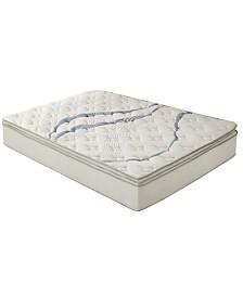 Ultima Hybrid Pillowtop Cooling Innerspring Mattress, Queen