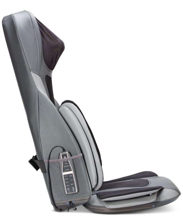 Brookstone C7 Shiatsu Massaging Seat Cover & Reviews - Wellness  - Bed & Bath - Macy's
