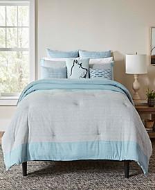 Ellen Degeneres Riverside Twin Comforter Set