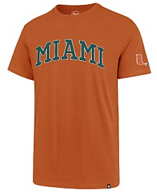 '47 Brand Men's Miami Hurricanes Fieldhouse T-Shirt