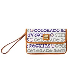 Dooney & Bourke Colorado Rockies Milly Wristlet