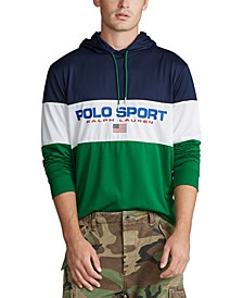 Polo Ralph Lauren Men's Performance Hooded Jersey T-Shirt