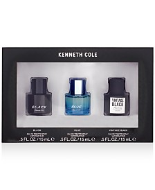 Kenneth Cole Men's 3-Pc. Black Eau de Toilette Gift Set
