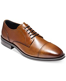 Men's Dawes Grand Cap-Toe Oxfords