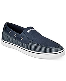 Men's Everyday Casual Canvas Boat Shoes