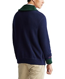 Polo Ralph Lauren Men's Cardigan Sweater