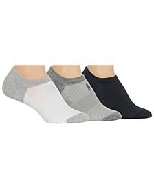 Women's 3-pk No Show Socks