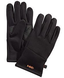 Men's Power Stretch Gloves, Created For Macy's