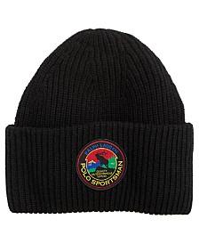 Polo Ralph Lauren Men's Sportsman Cuffed Hat
