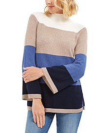 Flare-Sleeve Sweater, Created for Macy's