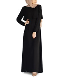 Verona Collection Anna Modet Maxi Dress