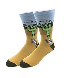 Free Hugs Socks