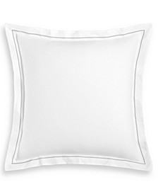 Italian Percale European Sham, Created for Macy's