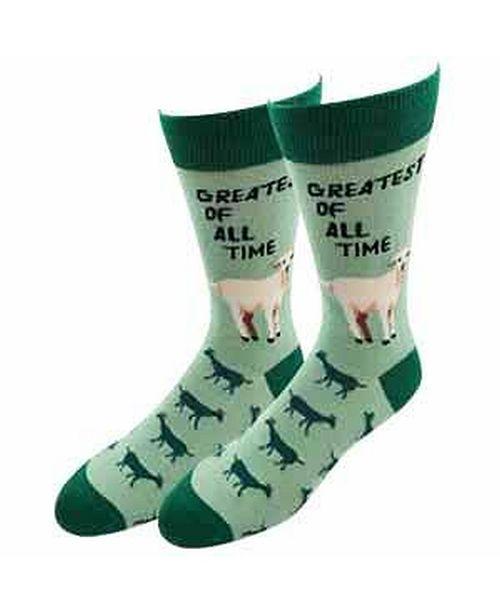 Sock Harbor G.O.A.T. Socks